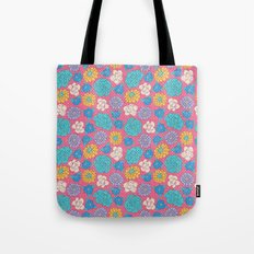 RocoFlowers (strawberry) Tote Bag