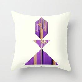 BISHOP Throw Pillow