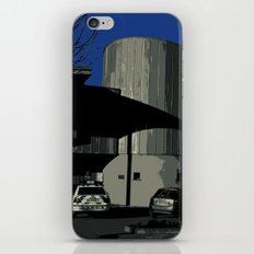 Courting iPhone & iPod Skin