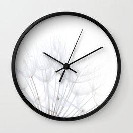Dandelion * make a wish Wall Clock