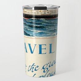 Nautical Art 26 Travel Mug
