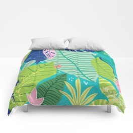 Southern Prepster Charm Comforters