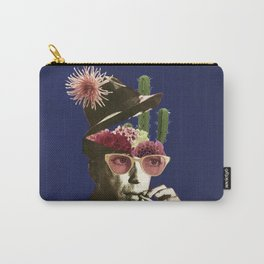 flowers in my head Carry-All Pouch