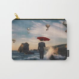 A la Magritte Carry-All Pouch