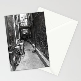 Tian Zi Fang Alley Stationery Cards