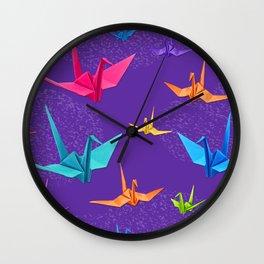 Tsurus 1 Wall Clock
