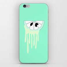 lime iPhone & iPod Skin