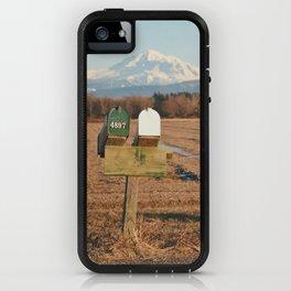 Mt. Baker iPhone Case