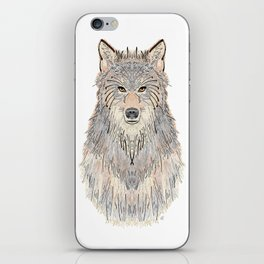 Wolven Way iPhone Skin
