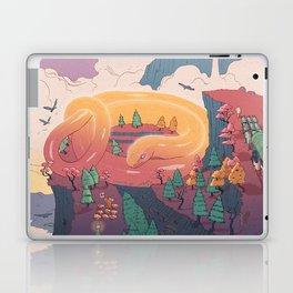 The creature of the mountain Laptop & iPad Skin