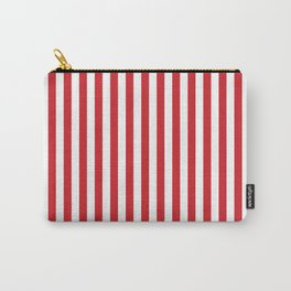 Candycane Carry-All Pouch