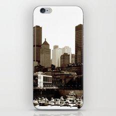 of montreal iPhone & iPod Skin