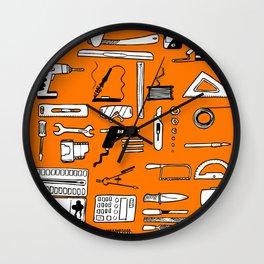 Make Something Wall Clock