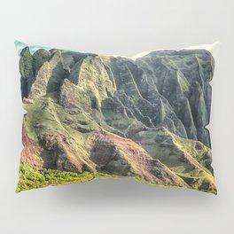 Na' Pali Coast, Kauai, Hawaii Pillow Sham