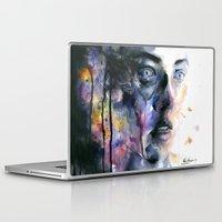 frozen Laptop & iPad Skins featuring Frozen by agnes-cecile