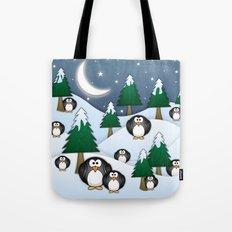 BRRRRRR! It's Chilly Tote Bag