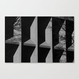 untitled abstraction Canvas Print