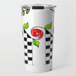 TT monogram Travel Mug