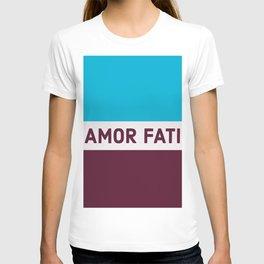 AMOR FATI - STOIC WISDOM T-shirt