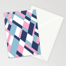 Matisse Map Pink Stationery Cards
