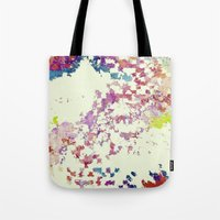maps Tote Bags featuring Maps by MonsterBrown