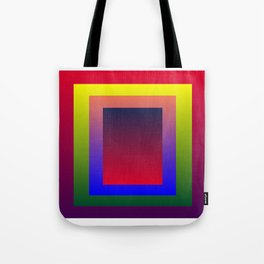Color Shades by MRT Tote Bag