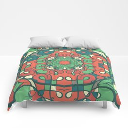 Traditional pattern design Comforters