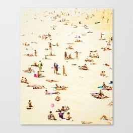Summer #society6 #decor #buyart Canvas Print