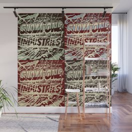 S1I 4 PACK Wall Mural