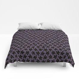 Vampire bats pattern Comforters