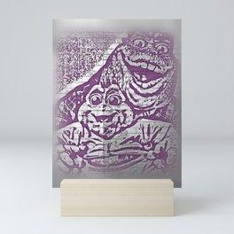 Not The Mama Dinosaurs Day Mini Art Print