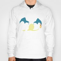 charizard Hoodies featuring Charizard by JHTY