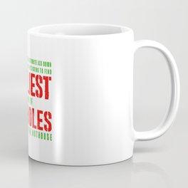 JOLLIEST BUNCH OF ASSHOLES Coffee Mug