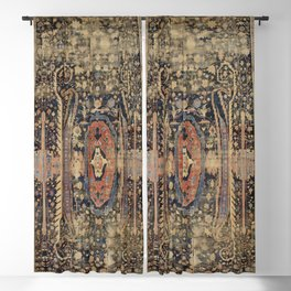 Ziegler Sultanabad West Persian Rug Print Blackout Curtain