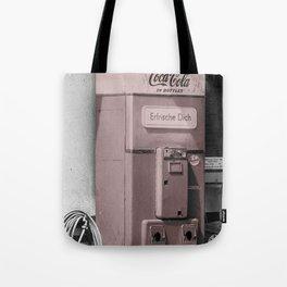 Old Drink Tote Bag