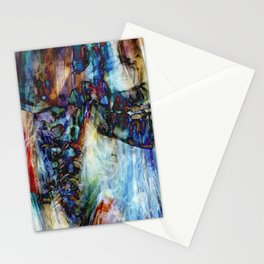 Heady: Return Your Face Stationery Cards