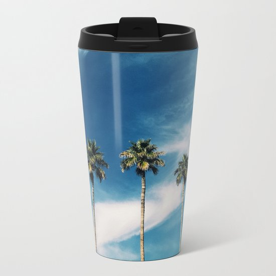 West Coast Metal Travel Mug