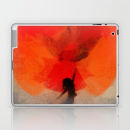 umbrellaliensunshine: atomicherry spring! Laptop & iPad Skin