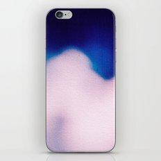 BLUR / clouds iPhone & iPod Skin