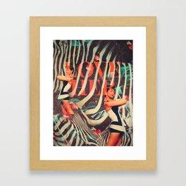 Love Her Framed Art Print