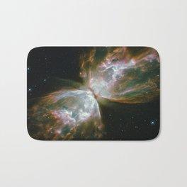The Butterfly Nebula Bath Mat