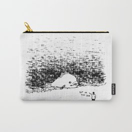 Get In The Sea Carry-All Pouch