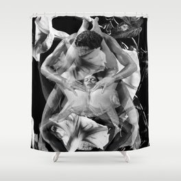 Pleasure Garden Shower Curtain