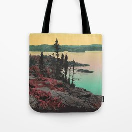 Pukaskwa National Park Tote Bag