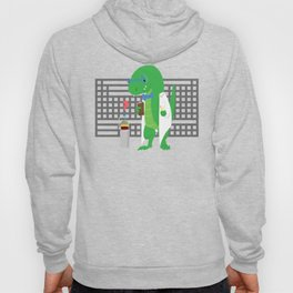 Dinosaur Scientist Hoody