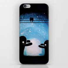 cuddle monsters iPhone & iPod Skin