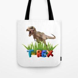 T-Rex cool Jurassic dinosaur Tote Bag