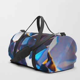 Bejeweled Duffle Bag