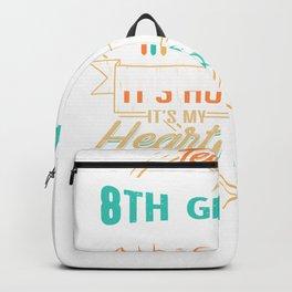 Teaching 8th Graders How I Roll Backpack