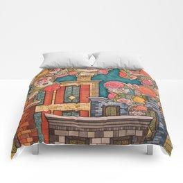 Chimney Fields Comforters